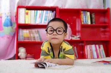 In de kinderboekenweek voorstellingen zien van dit bedrijf